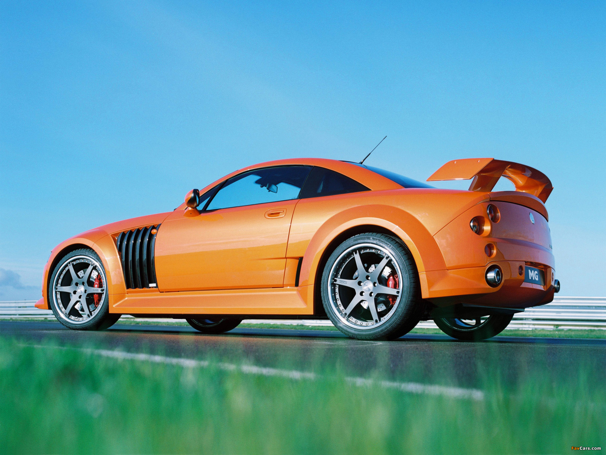 MG XPower SV-R 2004–05 wallpapers (2048 x 1536)