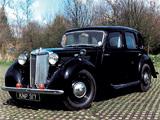 Photos of MG YB 1951–53