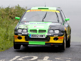 Images of MG ZR XPower 2002–04