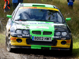MG ZR XPower 2002–04 photos