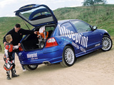 MG ZR Express 2003–04 pictures