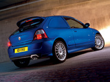 MG ZR Express 2004–05 pictures