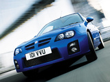 MG ZR 160 3-door 2004–05 pictures