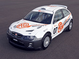 MG ZR S2000 2004–05 wallpapers