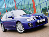 MG ZR 160 3-door 2004–05 wallpapers