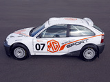 Photos of MG ZR S2000 2004–05