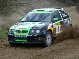 Pictures of MG ZR XPower 2002–04