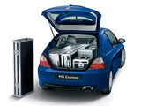 Pictures of MG ZR Express 2004–05