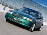 MG ZS TD 115 5-door 2001–04 images