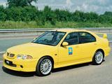 MG ZS Police 2001–04 photos