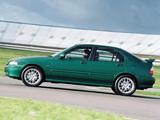 MG ZS TD 115 5-door 2001–04 photos
