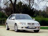 MG ZS 180 EU-spec 2001–04 pictures