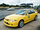 Photos of MG ZS Police 2001–04