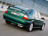 Pictures of MG ZS TD 115 5-door 2001–04