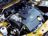 Pictures of MG ZS 180 5-door 2001–04
