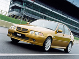 MG ZS 180 5-door 2001–04 wallpapers