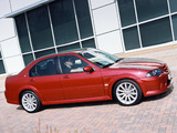 MG ZS 180 2004–05 wallpapers