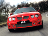 Images of MG ZT 190 2001–03