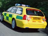 Images of MG ZT-T Ambulance 2001–03