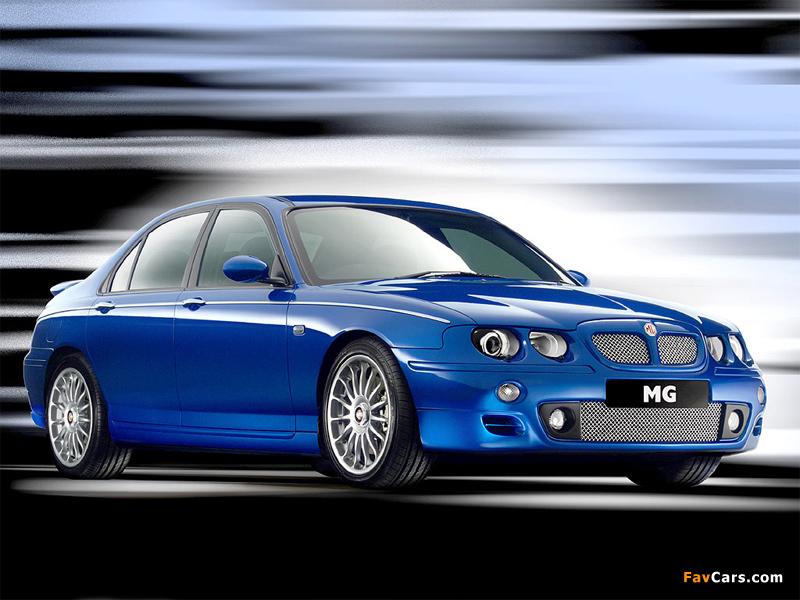 MG X10 Concept 2000 photos (800 x 600)