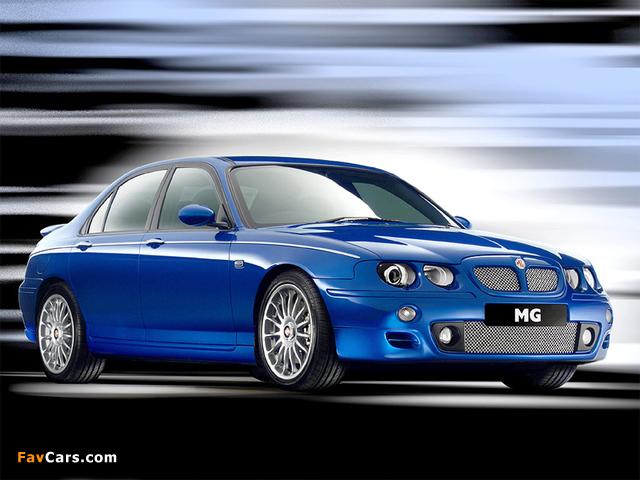 MG X10 Concept 2000 photos (640 x 480)