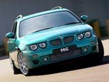MG ZT-T 160 2001–03 photos