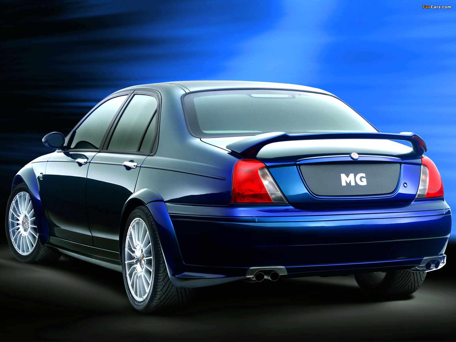 MG ZT XPower 385 2001 pictures (1600 x 1200)