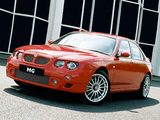 MG ZT 190 2001–03 pictures