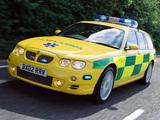 MG ZT-T Ambulance 2001–03 wallpapers