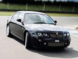 MG ZT 260 2003 photos