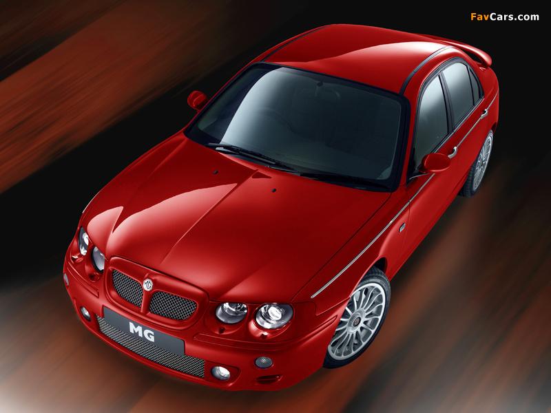 Photos of MG X10 Concept 2000 (800 x 600)