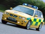 Photos of MG ZT-T Ambulance 2001–03
