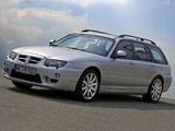 Photos of MG ZT-T CDTi EU-spec 2004–05