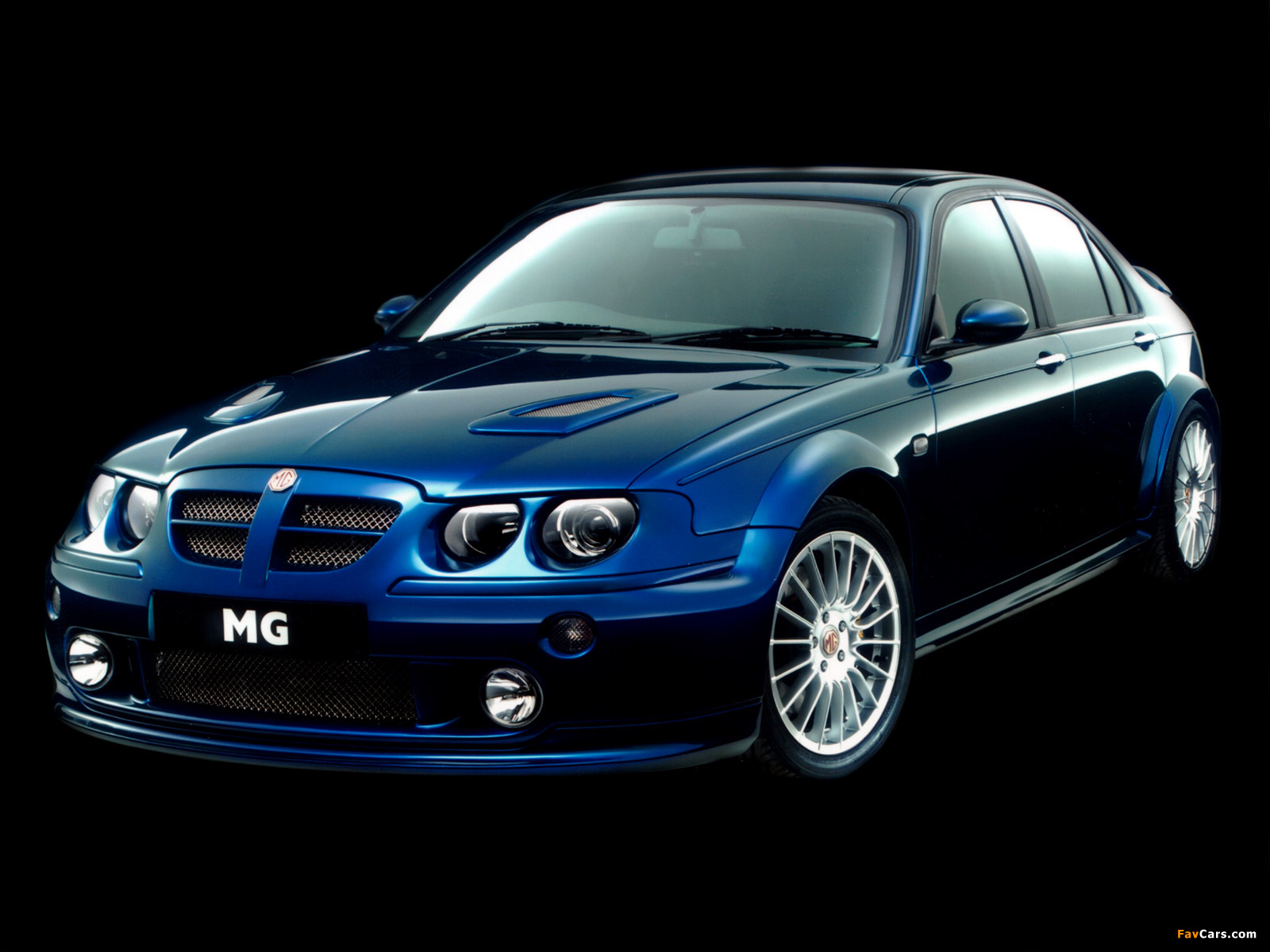 Pictures of MG ZT XPower 385 2001 (1600 x 1200)