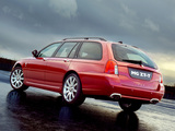 Pictures of MG ZT-T 260 2004–05