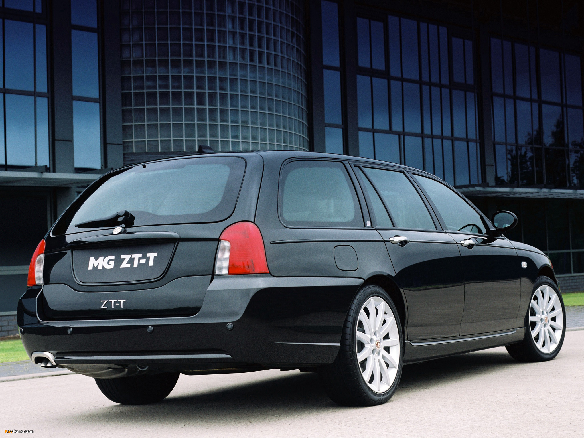 Pictures of MG ZT-T CDTi 2004–05 (2048 x 1536)