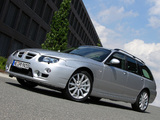 Pictures of MG ZT-T 260 EU-spec 2004–05