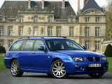 Pictures of MG ZT-T CDTi EU-spec 2004–05