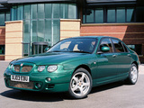 MG ZT 120 2001–03 wallpapers