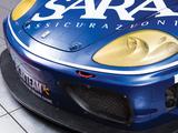 Ferrari 360 GTC by Michelotto 2003–04 pictures