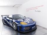 Ferrari 360 GTC by Michelotto 2003–04 wallpapers