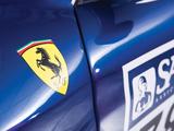 Photos of Ferrari 360 GTC by Michelotto 2003–04