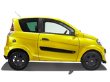 Microcar M.Go F8 2008–11 photos