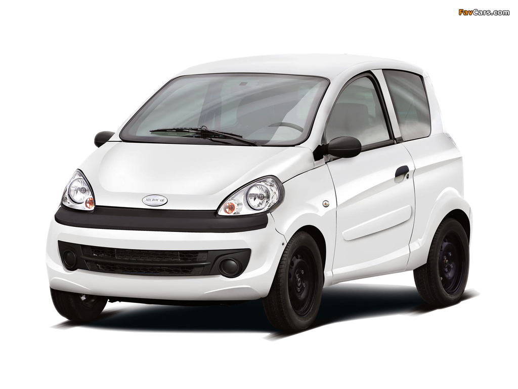 Pictures of Microcar M.Go S 2011 (1024 x 768)