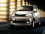 Microcar M.Go Electric 2008–11 wallpapers