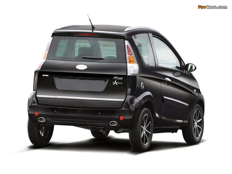 Car To Go >> Microcar M.Go Paris 2011 wallpapers (800x600)