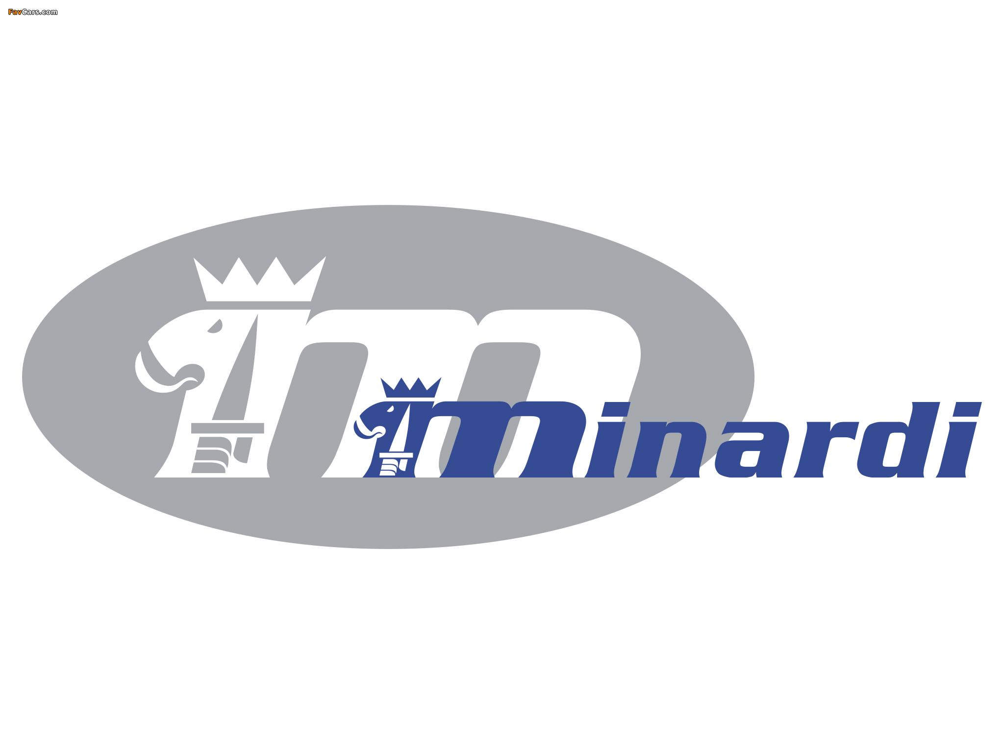 Minardi (1998-2000) wallpapers (2048 x 1536)