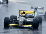 Minardi M191 1991 pictures