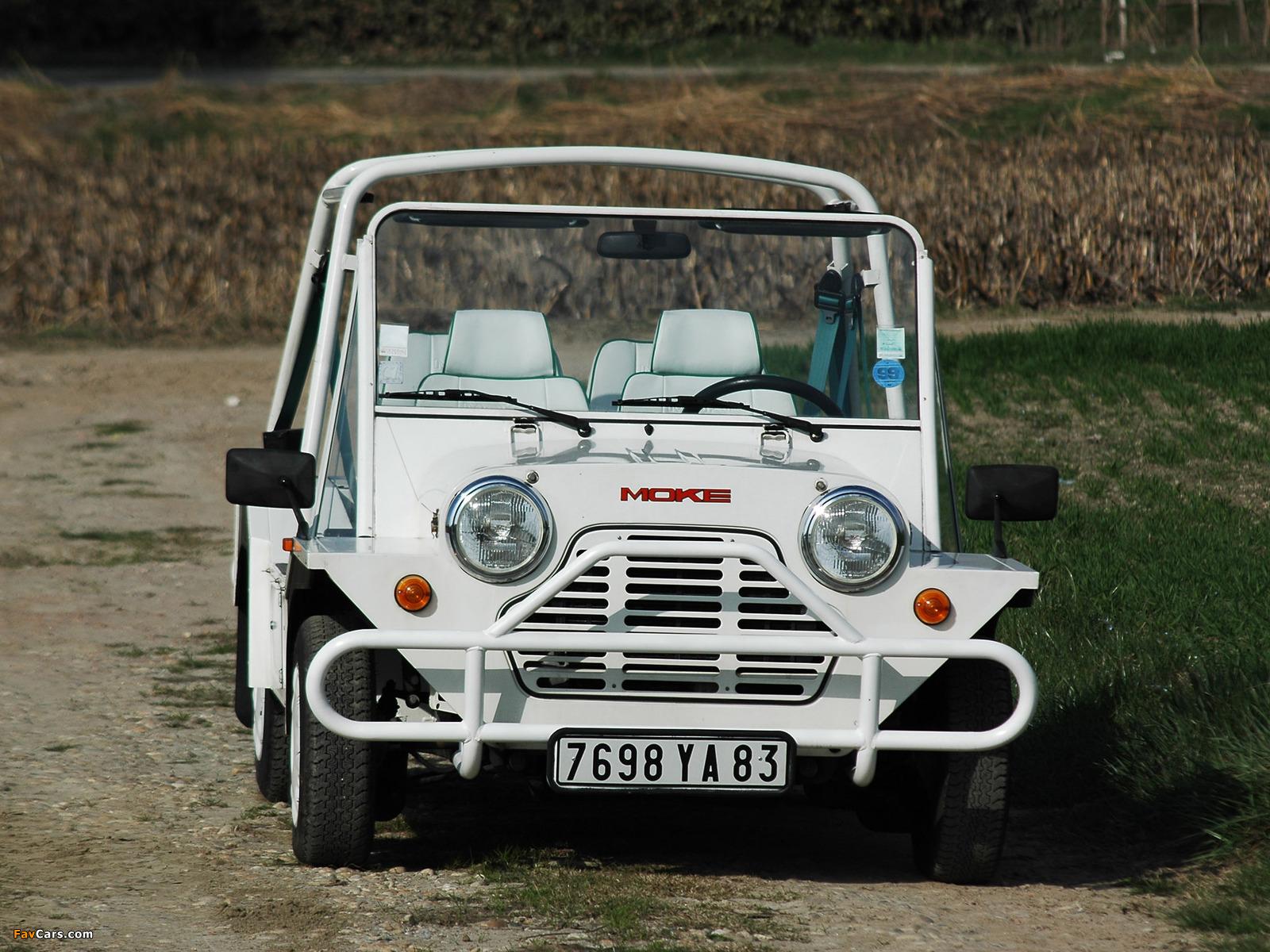Photos of Austin Mini Moke 1964–68 (1600 x 1200)