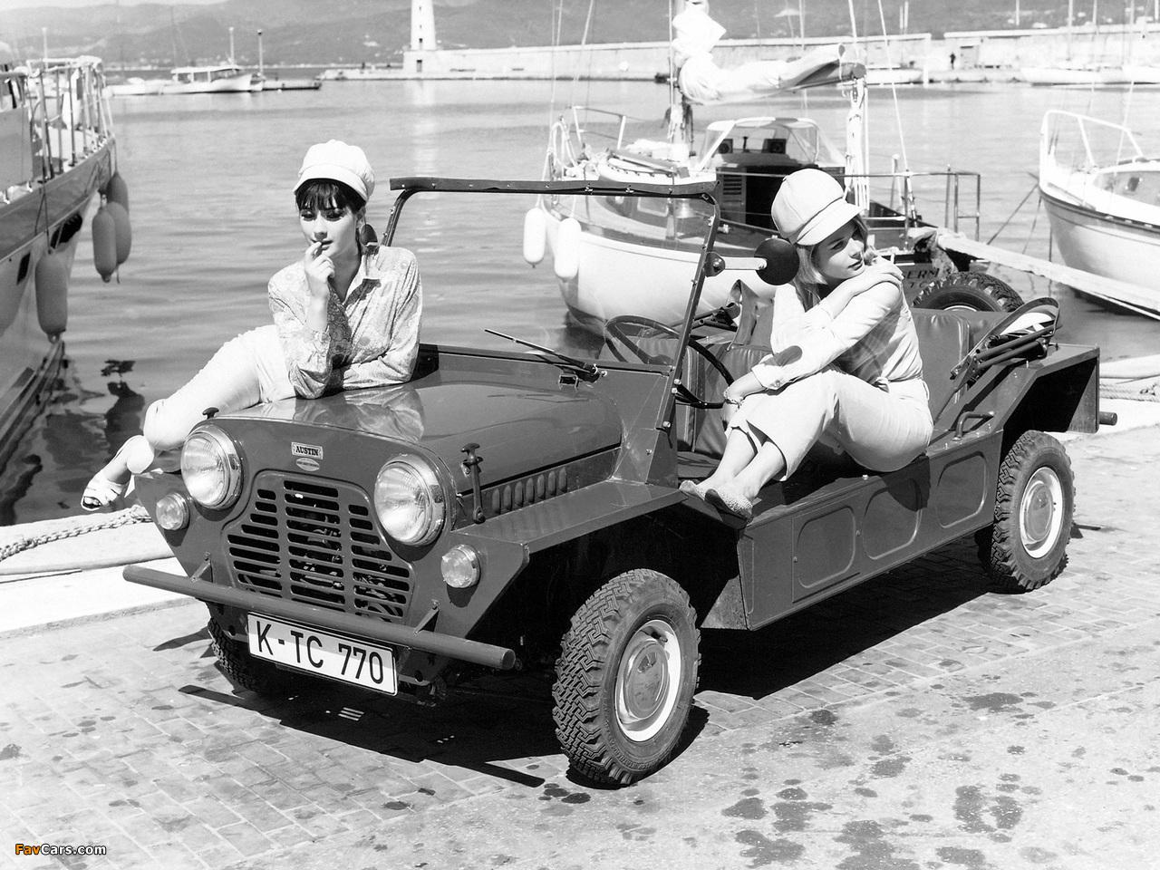 Photos of Austin Mini Moke 1964–68 (1280 x 960)